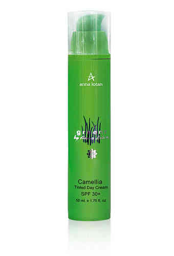 Greens Camellia Tinted Day Cream SPF 30