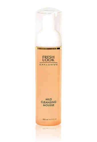 Fresh Look Exclusive Mild Cleansing Mousse