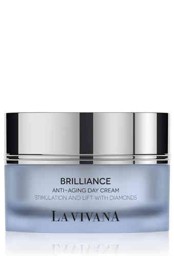 Anti-Aging Day Cream  Stimulation and Lift with Diamonds