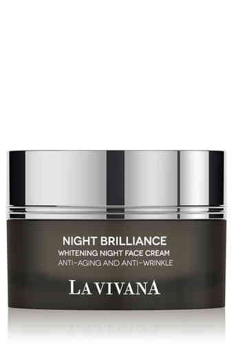 Whitening Night Face Cream  Anti-Aging and Anti-Wrinkle