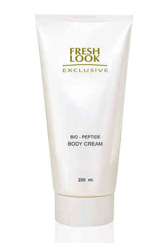 Fresh Look Exclusive Bio Peptide Body Cream