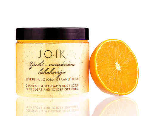 Body Scrub Grapefruit - Mandarin