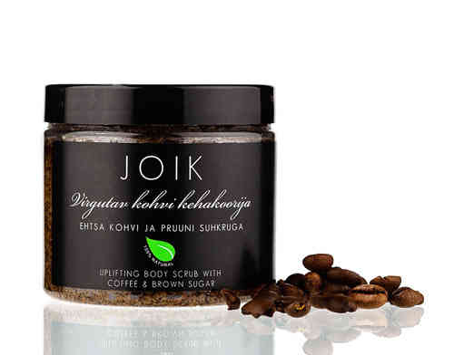 JOIK Body Scrub Coffee & Brown Sugar